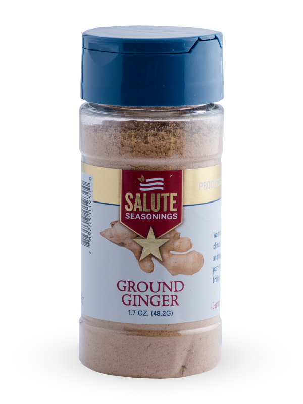 Ground Ginger bottle