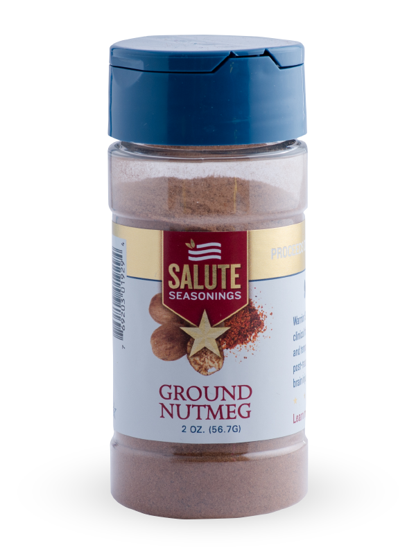 Ground Nutmeg bottle