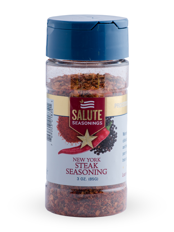 Steak Seasoning bottle