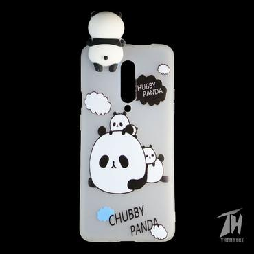 Chubby Panda 3D Silicone Case