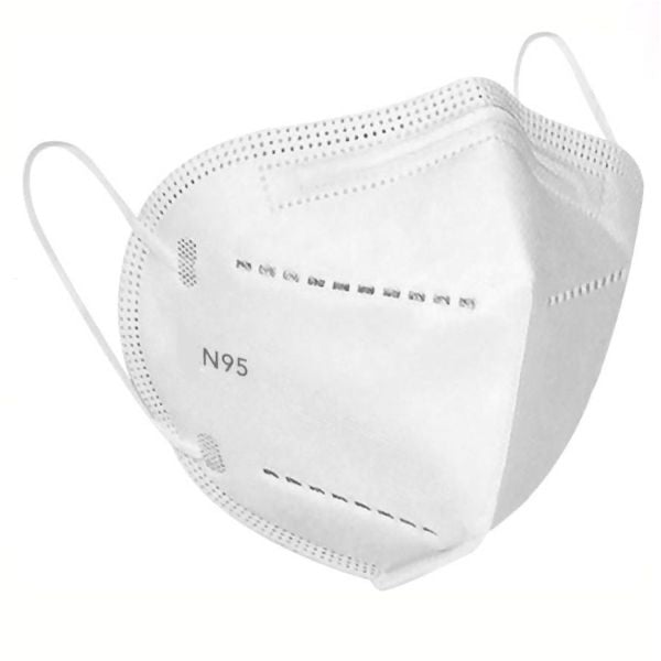 N95  5 Layer Reusable Face Mask (Pack of 10)