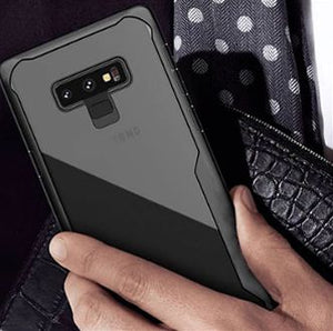 Shockproof protective transparent Case for Samsung note 9