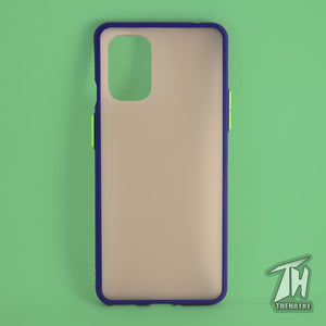 Blue Smoke Silicone case for Oneplus 8t