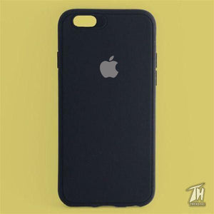 Black Silicone Case for Apple iphone 5/5s