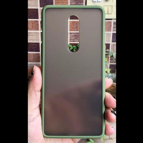 Green Smoke Silicone Protection case for Oneplus 8