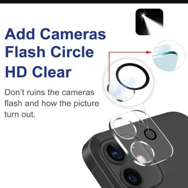 Protect your Apple iphone 12 mini Camera Lens