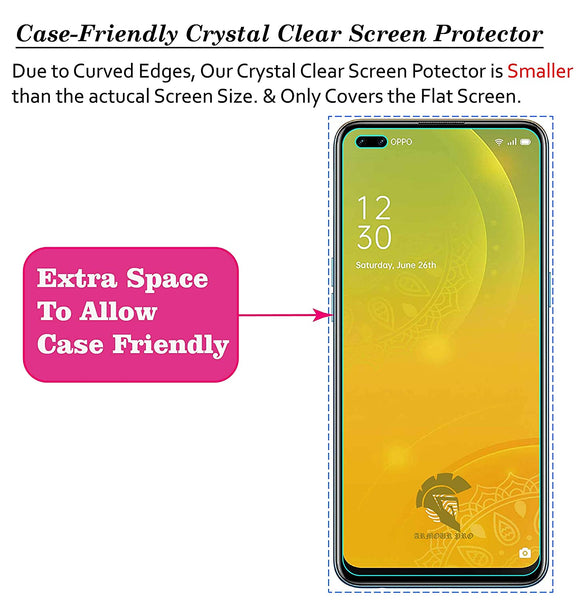Screen Protector for Oppo F17 pro