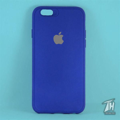 Dark Blue Silicone Case for Apple iphone 5/5s