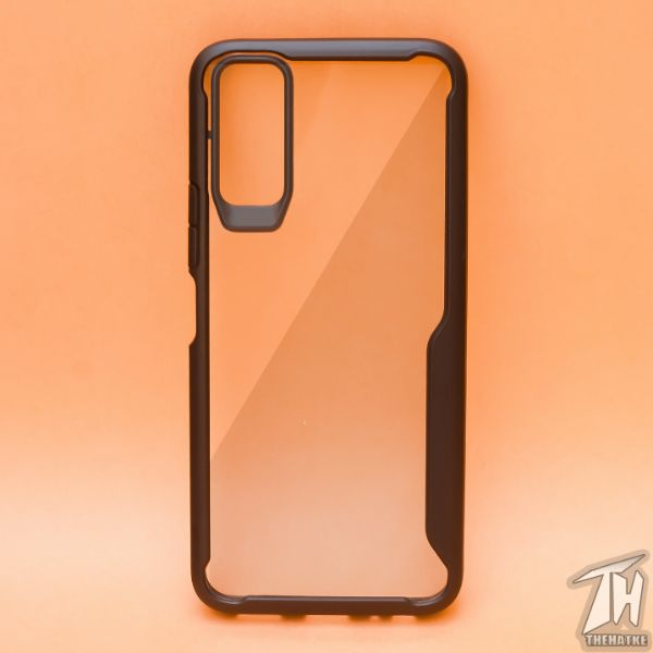 Shockproof protective transparent Silicone Case for Vivo V19