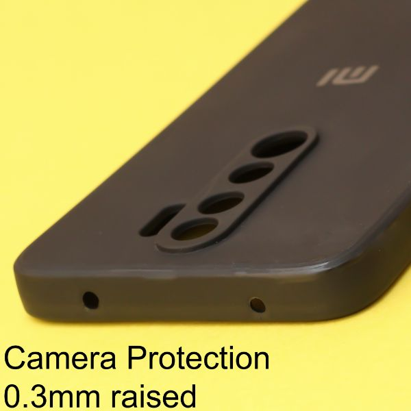 Golden Black bow glitter silicone case for Oneplus 8