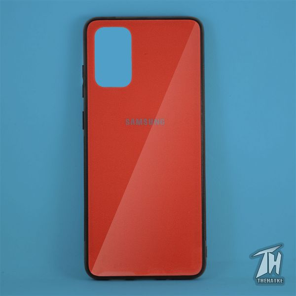 Red mirror Silicone Case for Samsung S20 Plus