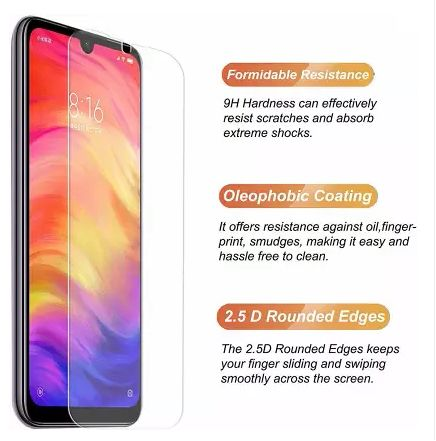 Screen Protector for Redmi note 7