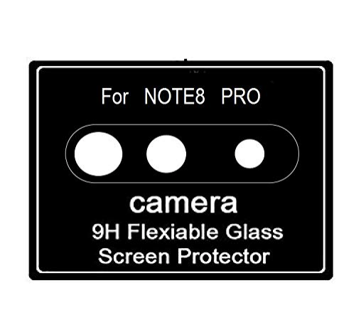Protect your Redmi note 8 pro Camera Lens