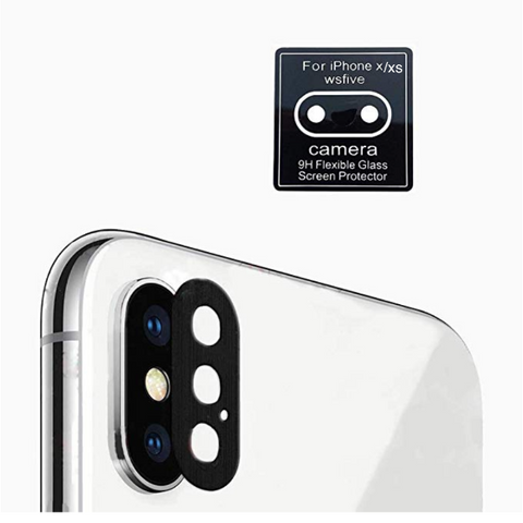 Protect your Apple iphone X/XS Camera Lens