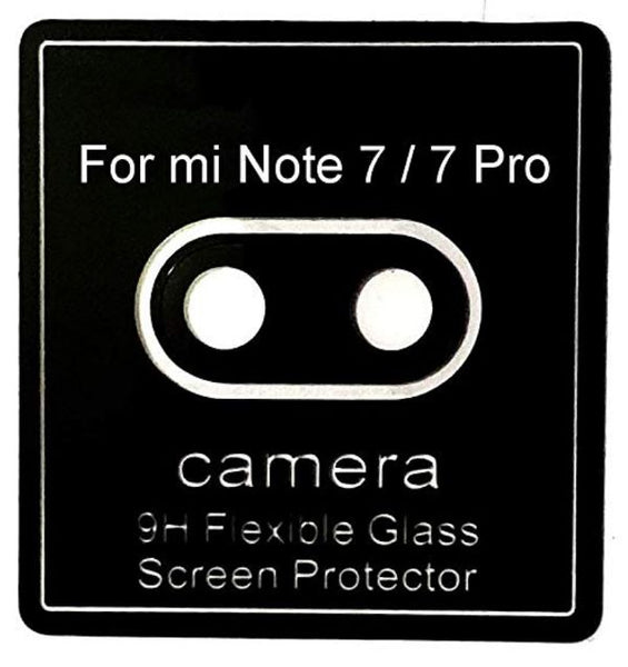 Protect your Redmi note 7 pro Camera Lens