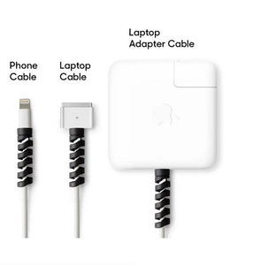 Protect your cable (2 cable protectors)