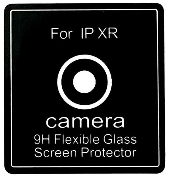 Protect your Apple iphone Xr Camera Lens