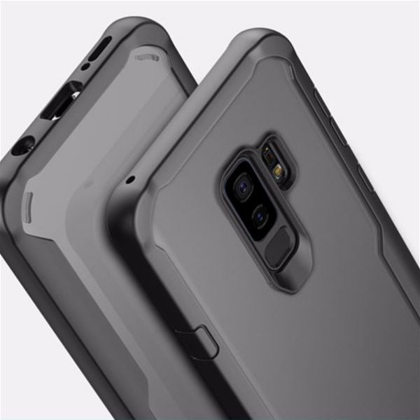 Shockproof protective transparent Case for Samsung S9 Plus