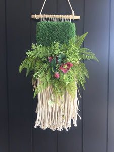 Hanging Wallgarden