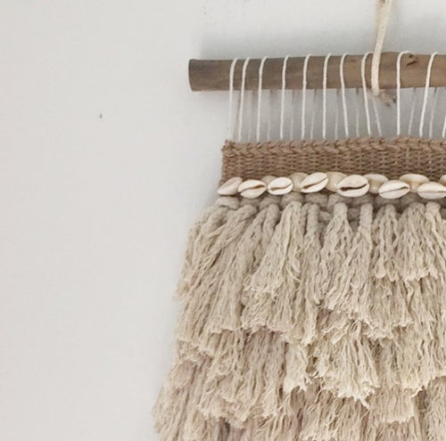 Coastal wallhanging