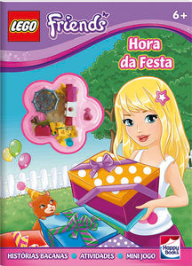 LEGO Friends: Hora da Festa / Lego Friends: Party Time