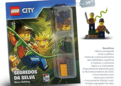 Lego City - Segredos da Selva / Lego City: Jungle Secrets