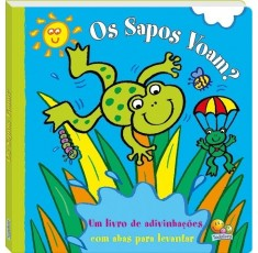 Abas para levantar - Os sapos voam? / Frogs don't fly