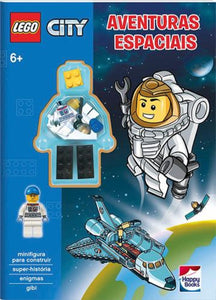 Lego City - Aventuras Espaciais / Lego City: Spacial Adventures