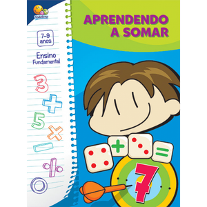 Brincando c/ a Matemática:Aprendendo a Somar / Playing with Maths: Learning to sum