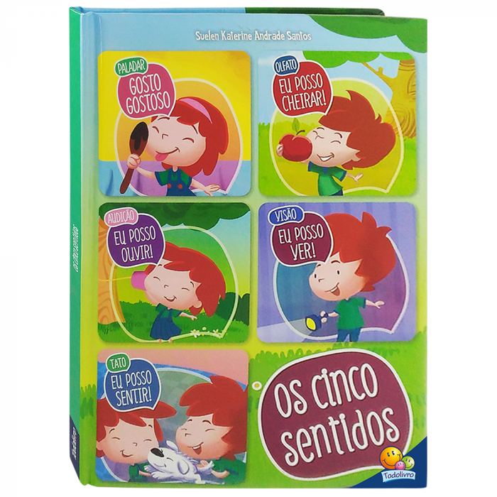 Os cinco sentidos / Five senses
