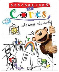 Descobrindo as cores através da arte - Bubba / Discovering colours through art with Bubba