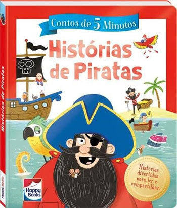 Contos de 5 minutos historias de piratas / 5 minutes Tale: Pirate Stories