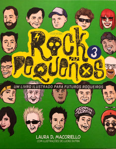 Rock Para Pequenos - Volume 3 / Rock for the young ones