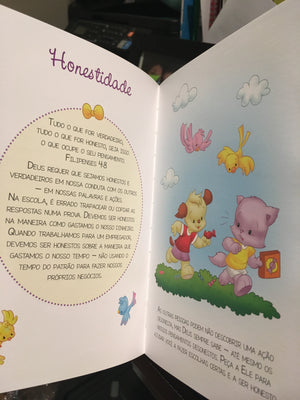 Valores cristãos para os pequeninos - Sbn / Christian Values for little ones