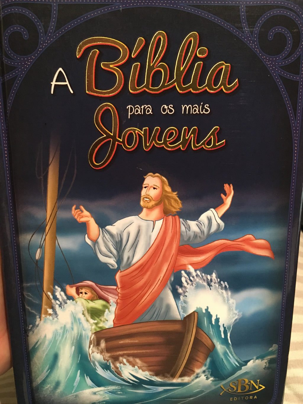Biblia para os mais jovens / The bible for the young