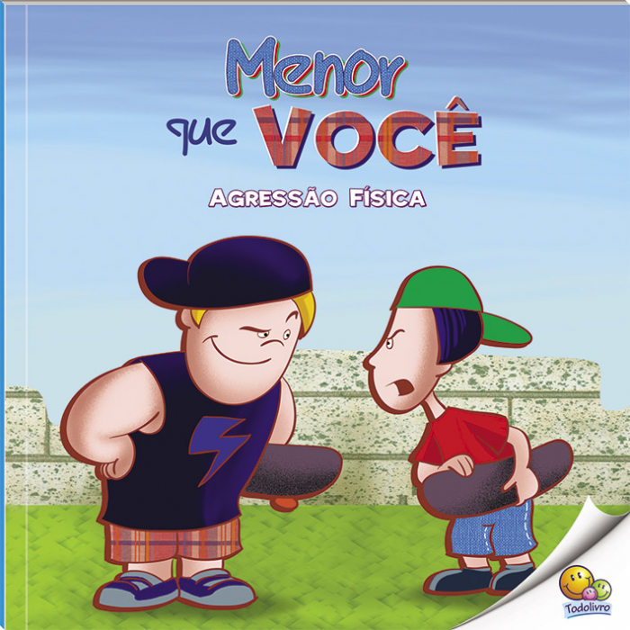 Bullying: Menor que você / Smaller than you