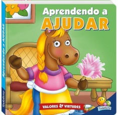 Valores e Virtudes I:Aprendendo a AJUDAR / Learning to help