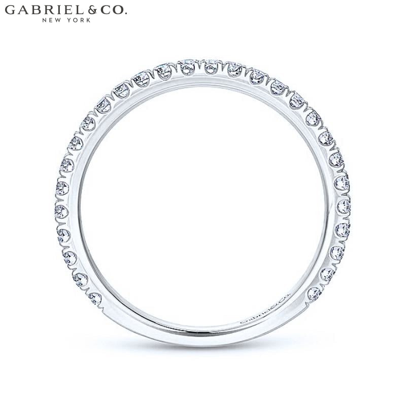 14Kt 0.42Ctw Natural Diamond Ring Jewellery