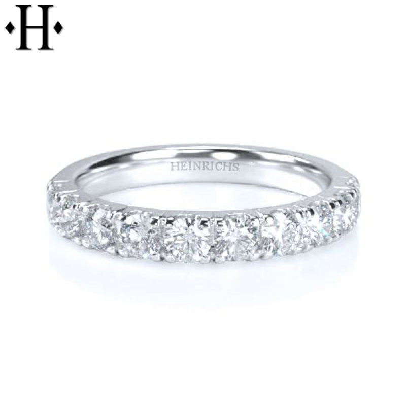 14Kt 0.70Ctw Diamond Ring 3.0Mm Wed & Anniv