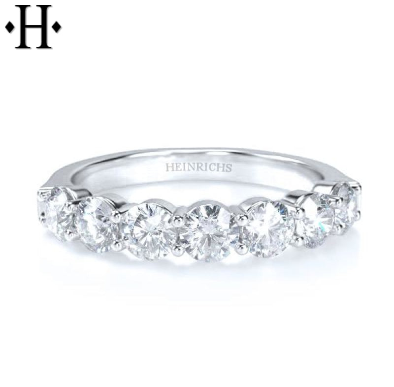 14Kt 1.05Ctw Diamond Ring 4.0Mm Wed & Anniv