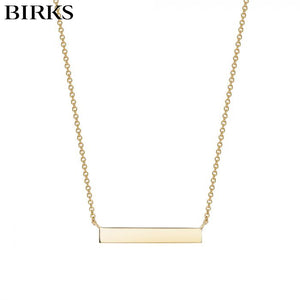 18KY Plaisirs De Birks Necklace