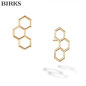 18kt Bee Chic Earrings