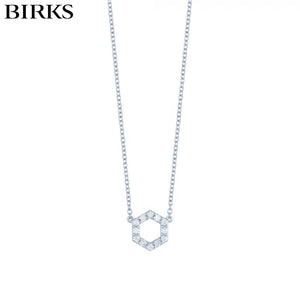 18kt Bee Chic Necklace