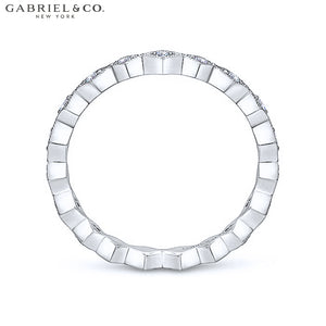 0.22cts Natural Diamond Ring 3.0mm