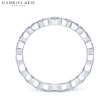 14kt 0.22ctw Natural Diamond Ring 3.0mm