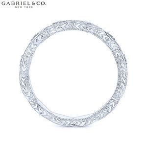 0.11cts Natural Diamond Ring 2.7mm