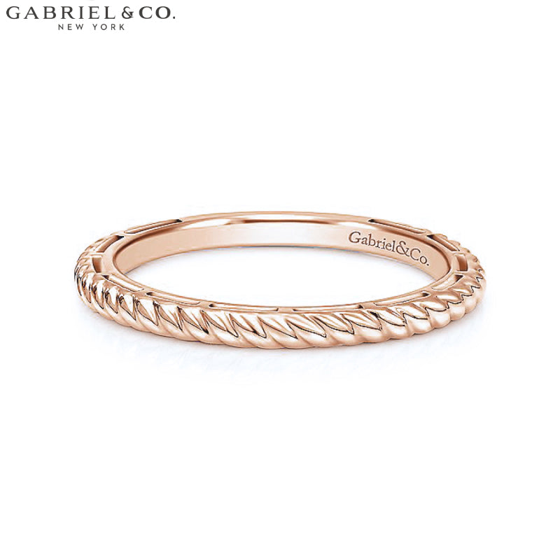 14kt Stackable Ring