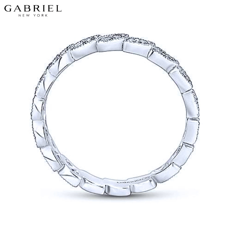 14kt 0.19ctw Natural Diamond Ring