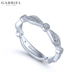 0.19cts Natural Diamond Ring