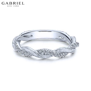 0.20cts Natural Diamond Ring 3.2mm